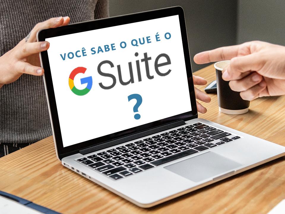 O G Suite é um pacote de aplicativos - ferramentas tecnológicas - para otimização de processos que garantem inovação, segurança, economia e mais mobilidade nas empresas.