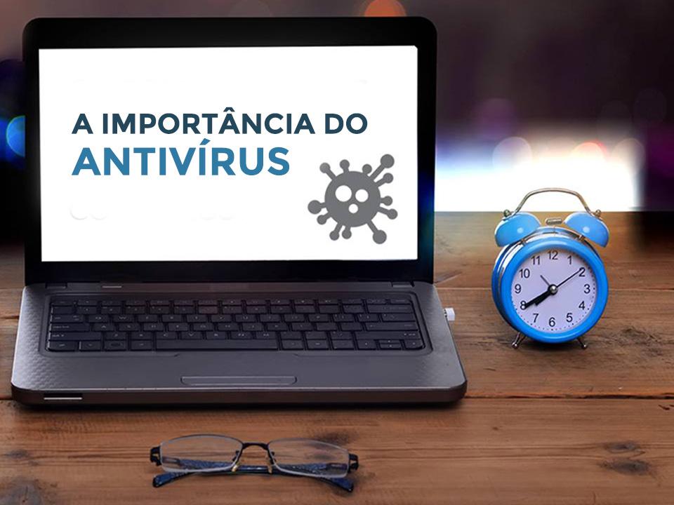 Importância do antivirus para empresas
