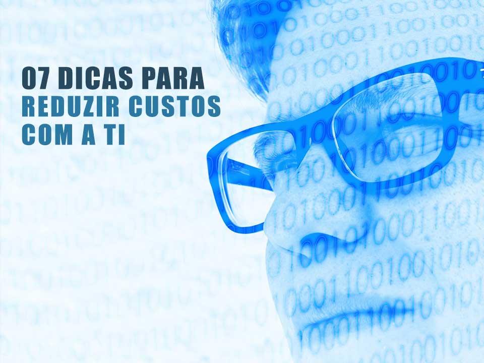 Redução de custos em tecnologia da informação