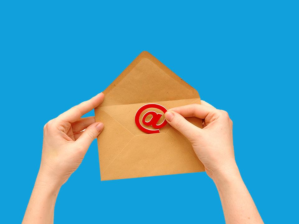 E-mail profissional para empresas domínio